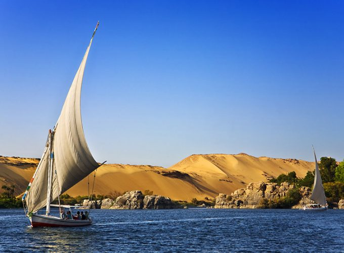 Snorkeling trips in Egypt on a large boat